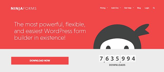 wie-man-wordpress-tastaturkürzel-nutzt-ninja-forms