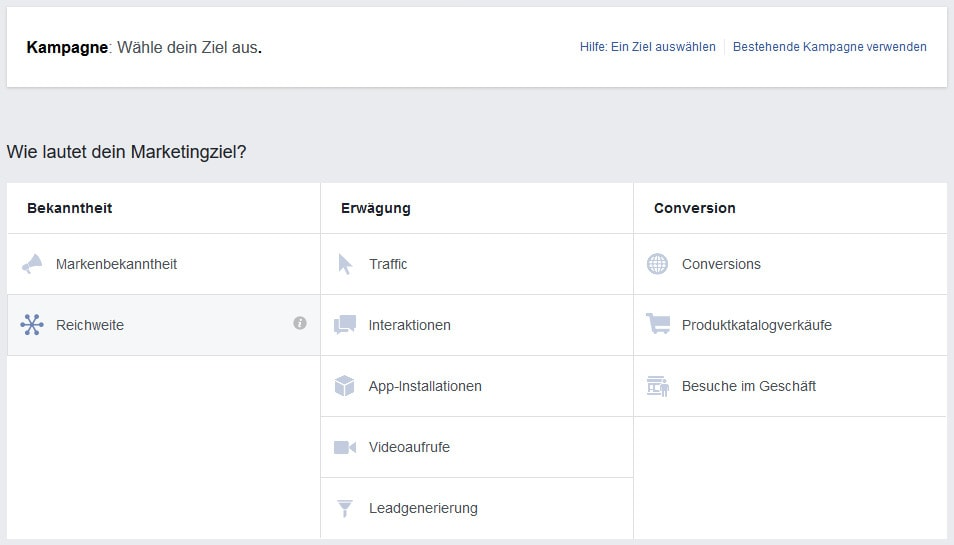 Restaurant Marketing Facebook Reichweite